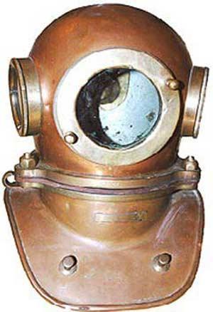 Шлем водолазный эпрон